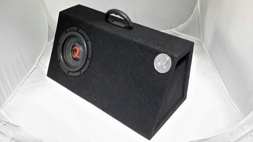 CHILI-6 WOOFER WITH BOX (S)
