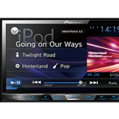 PIONEER AVH-X595BT (FOC 1 SET CAR VACUUM)